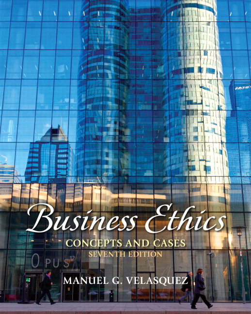 Business ethics 2016 case study guides 2 ethics and social revel for ethics and the conduct of business 8th edition 2016 john r boatright jeffery d smith legal environment of fandeluxe Choice Image
