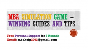 MBA Simulation Game 2017 - Video Guides - Round 1 (2)